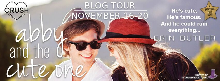 Abby and the Cute One Blog Tour