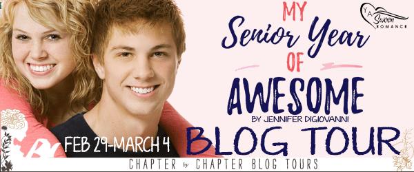My Senior Year of Awesome blog Tour