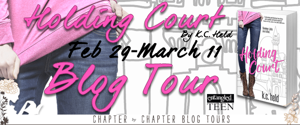 Holding Court Blog Tour