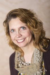 Author Elizabeth Harmon