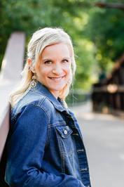 Author Sara Richardson