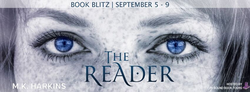 The Reader by M.K. Harkins Book Blitz