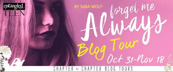 Forget Me Always Blog Tour