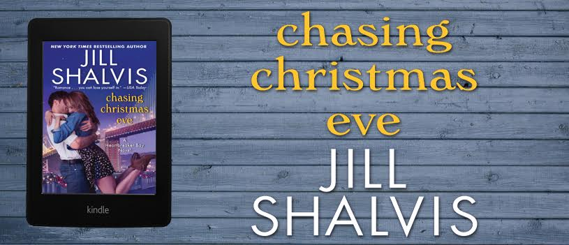 CHASING CHRISTMAS EVE Cover Reveal