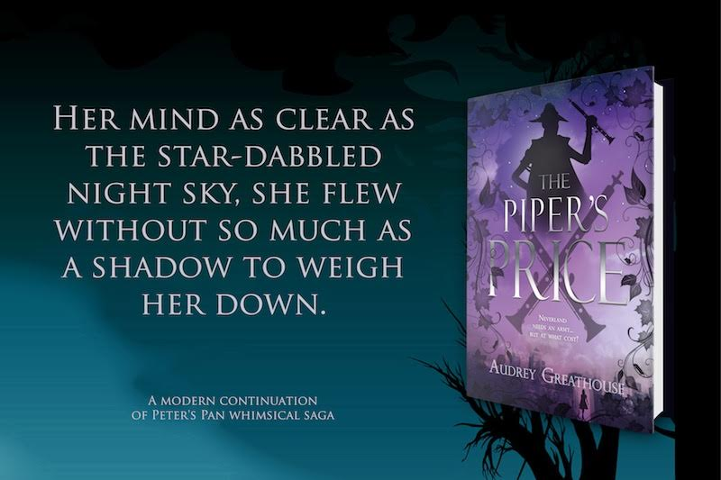 THE PIPER'S PRICE Teaser 1