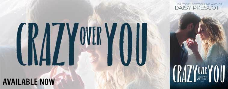 CRAZY OVER YOU Release Day