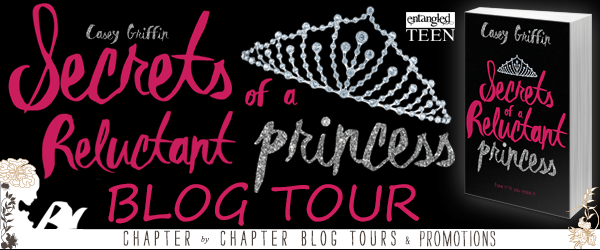 SECRETS OF A RELUCTANT PRINCESS Blog Tour