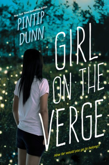 GIRL ON THE VERGE by Pintip Dunn