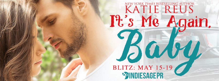 IT'S ME AGAIN, BABY Book Blitz