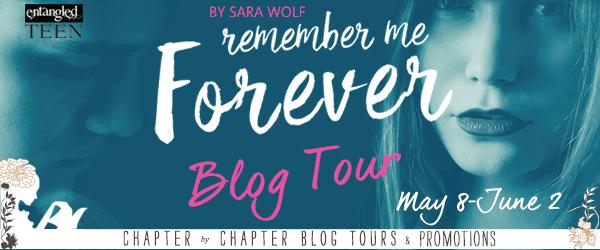 REMEMBER ME FOREVER Blog Tour