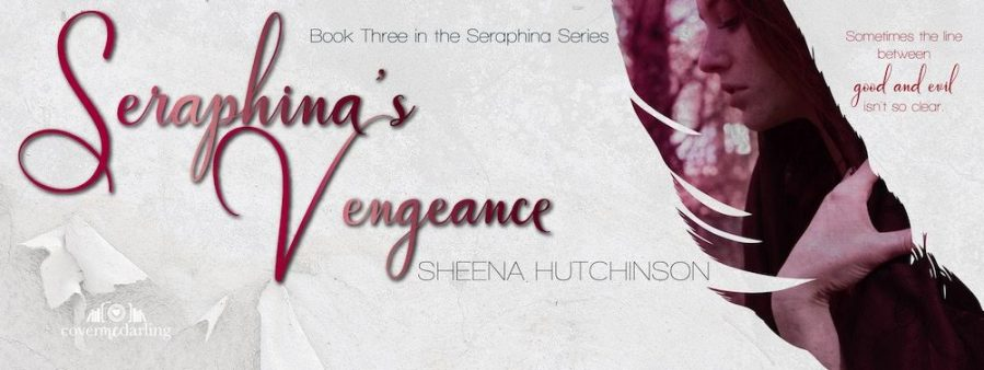 SERAPHINA'S VENGEANCE Cover Reveal