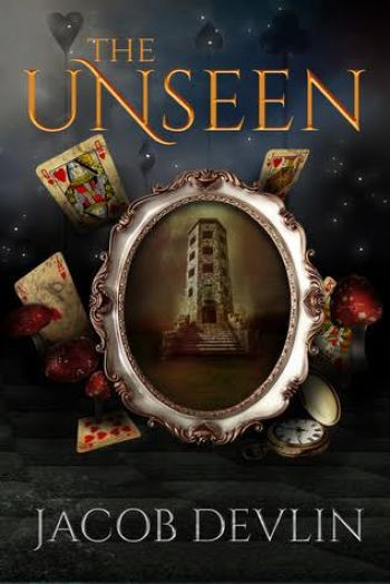 THE UNSEEN (Order of the Bell #2) by Jacob Devlin