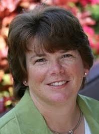 Author Vicki Tharp