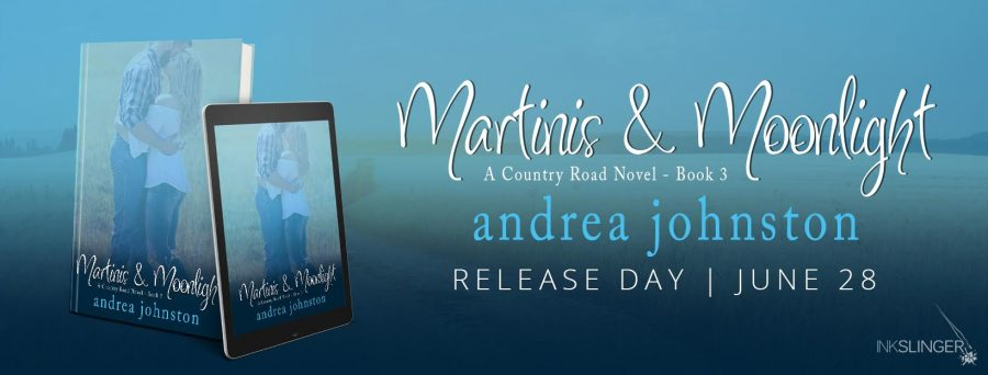 MARTINIS & MOONLIGHT Release Day
