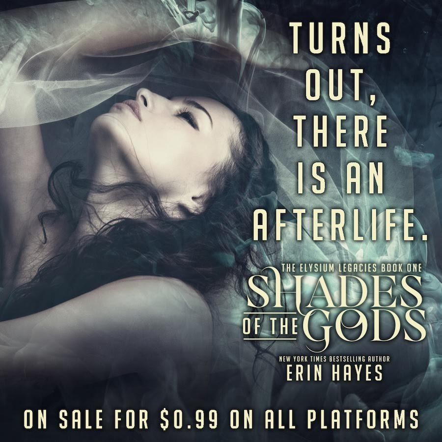 SHADES OF THE GODS Teaser 1