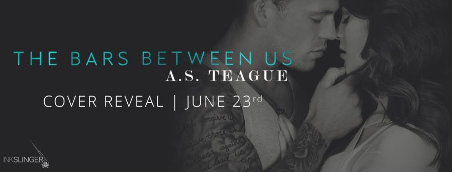 THE BARS BETWEEN US Cover Reveal