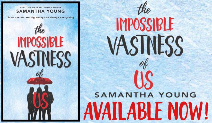 THE IMPOSSIBLE VASTNESS OF US Release Day