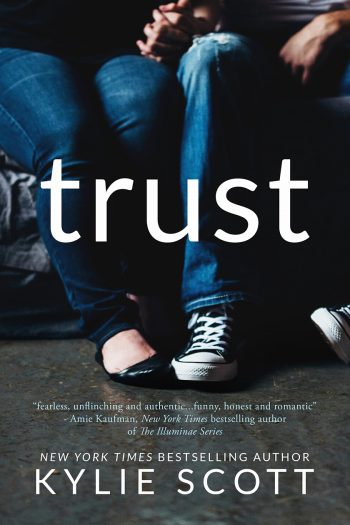 TRUST by Kylie Scott