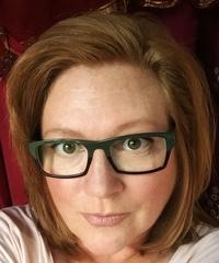 Author Natalie Wright