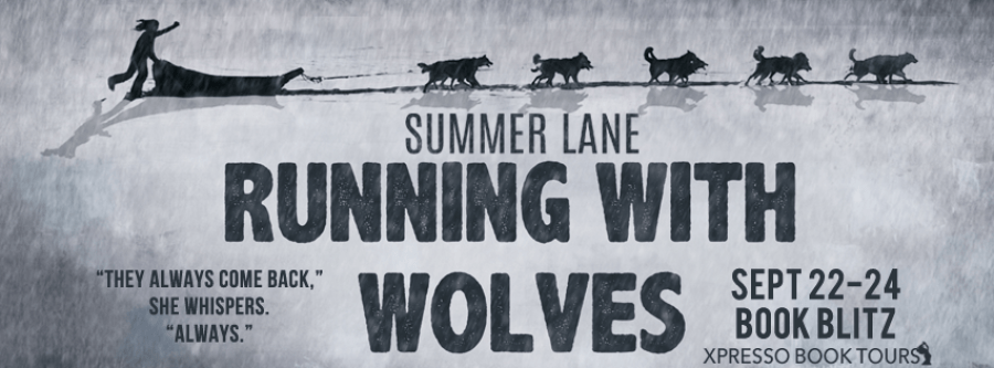 RUNNING WITH WOLVES Book Blitz