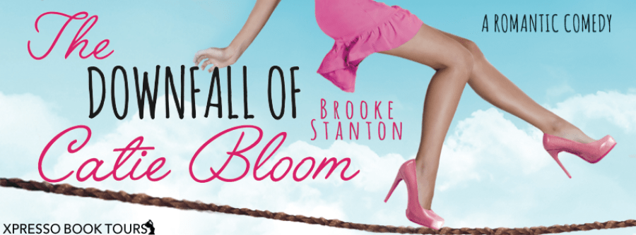 THE DOWNFALL OF CATIE BLOOM Cover Reveal