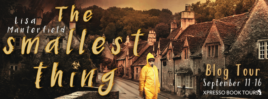 THE SMALLEST THING Blog Tour