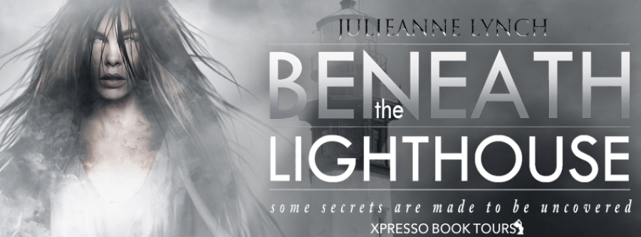 BENEATH THE LIGHTHOUSE Cover Reveal