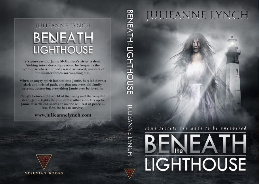 BENEATH THE LIGHTHOUSE by Julieanne Lynch (Full Cover)