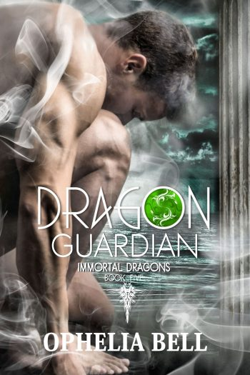 DRAGON GUARDIAN (Immortal Dragons #5) by Ophelia Bell