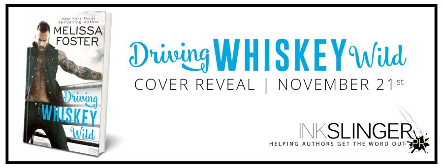 DRIVING WHISKEY WILD Cover Reveal
