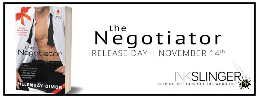 THE NEGOTIATOR Release Day