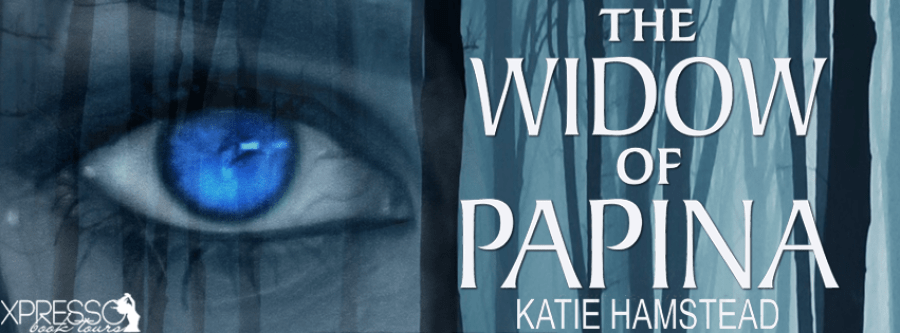 WIDOW OF PAPINA Cover Reveal
