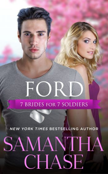 FORD (7 Brides for 7 Soldiers #7) by Samantha Chase