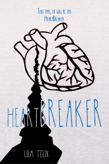 HeartBREAKER (AnguiSH #2) by Lila Felix