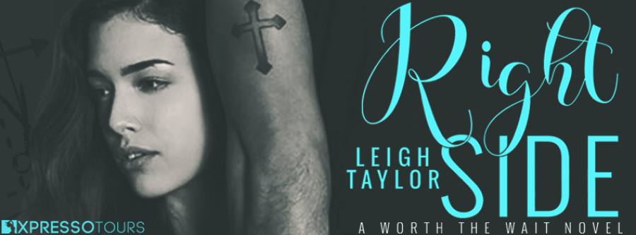 RIGHT SIDE Cover Reveal