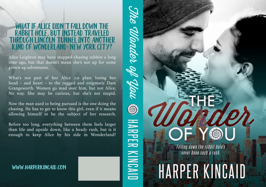 THE WONDER OF YOU by Harper Kincaid (Full Cover)