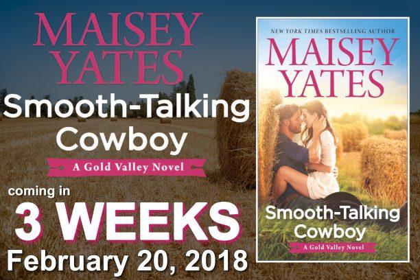SMOOTH-TALKING COWBOY 3 Weeks