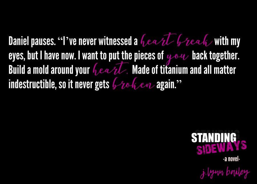 STANDING SIDEWAYS Teaser 2