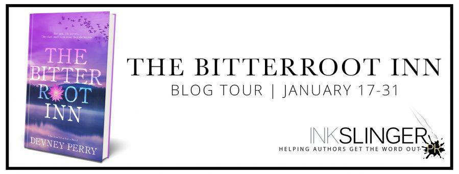THE BITTERROOT INN Blog Tour