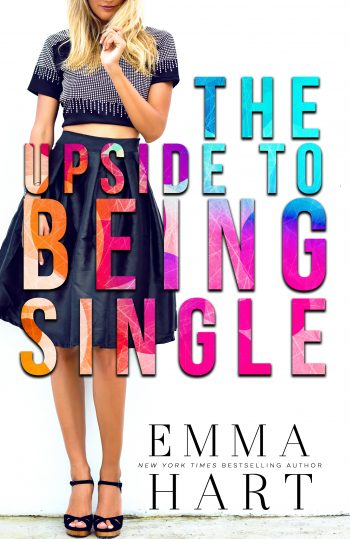 Image result for the upside to being single emma hart cover reveal