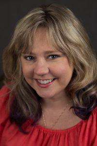 Author Posy Roberts