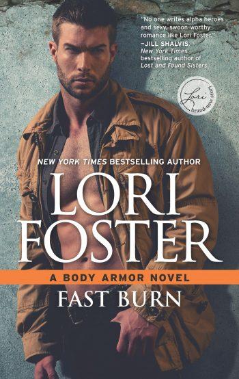 FAST BURN (Body Armor #4) by Lori Foster