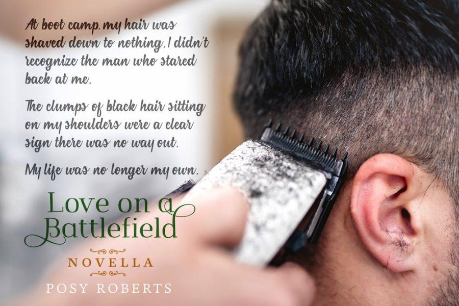 LOVE ON A BATTLEFIELD Teaser 1