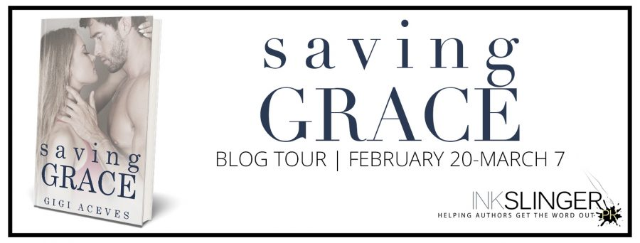 SAVING GRACE Blog Tour