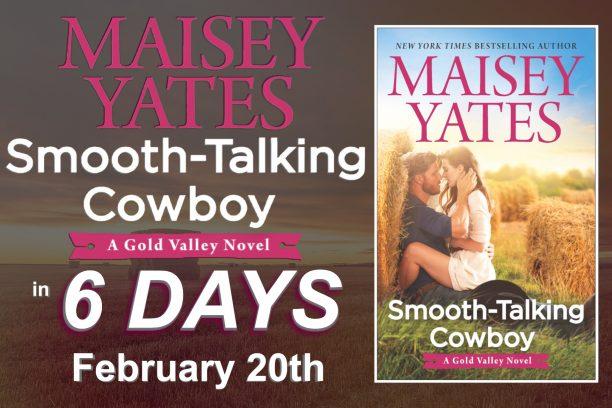 SMOOTH-TALKING COWBOY 6 Days