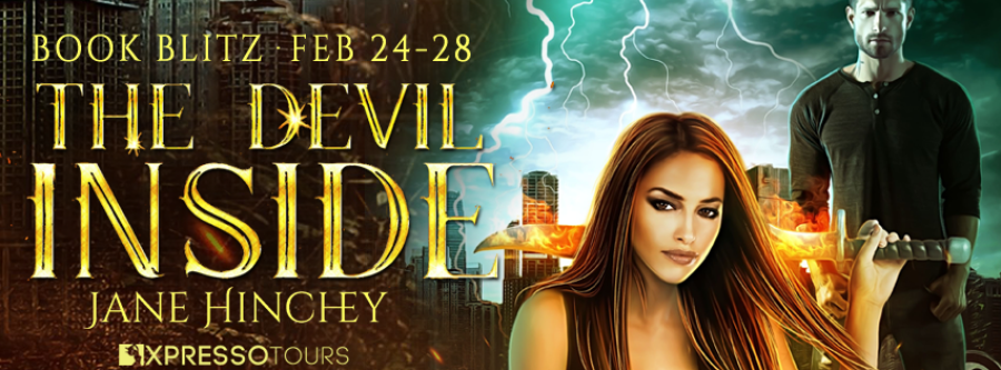 THE DEVIL INSIDE Book Blitz