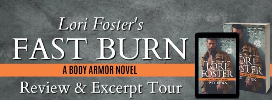 FAST BURN Blog Tour