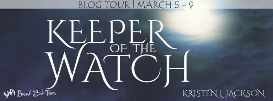 KEEPER OF THE WATCH Blog Tour