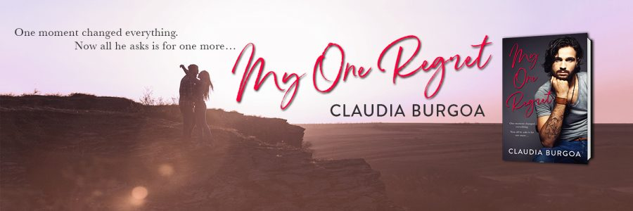 MY ONE REGRET Cover Reveal