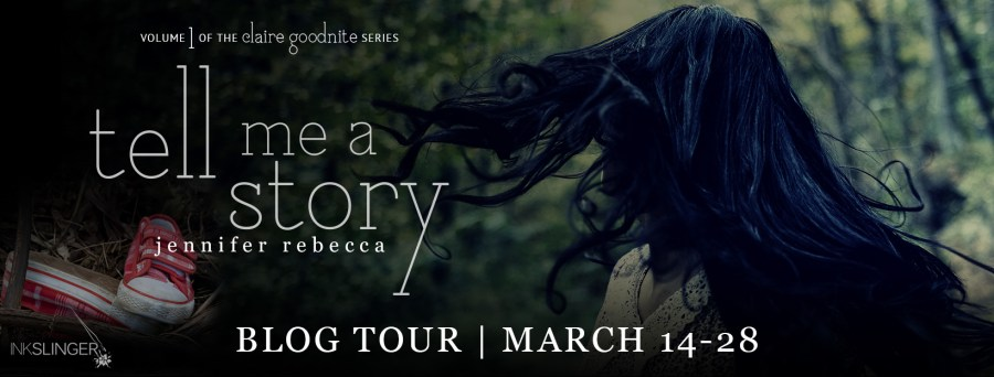 TELL ME A STORY Blog Tour